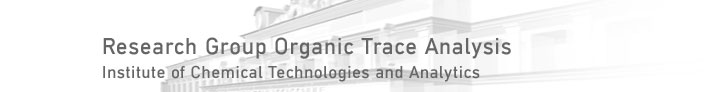 Research Group Organic Trace Analysis